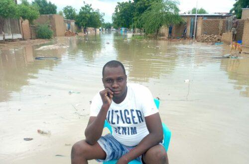 Article : Interview exclusive : le Maréchal du Tchad se confie à propos des inondations à N'Djaména