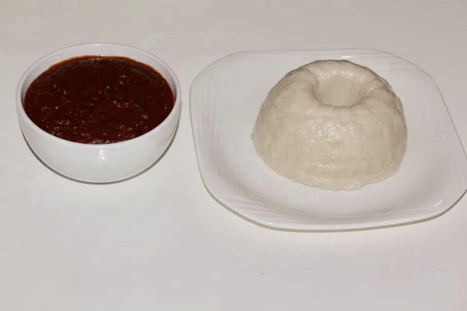Sauce Tagalia - Les plats incontournables tchadiens.