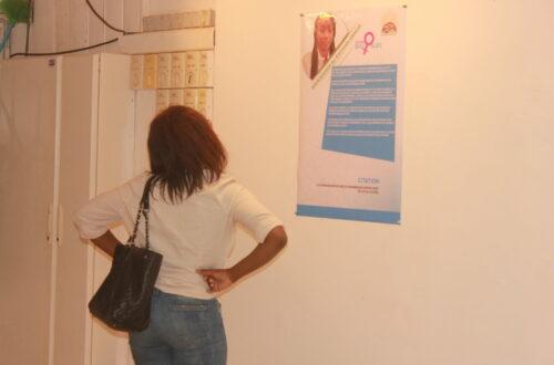 Article : L'exposition «femmes digitales» suscite des vocations