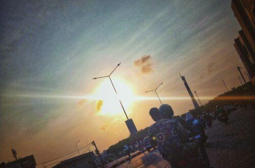 Article : Tchad, 45°C à l'ombre : adoptez les gestes qui sauvent !